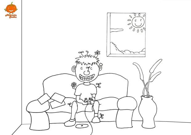 Rodolfo Mofo, personagem história infantil