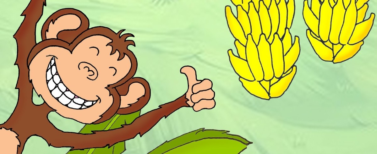 Macaco Tadeu em: Não fui eu!