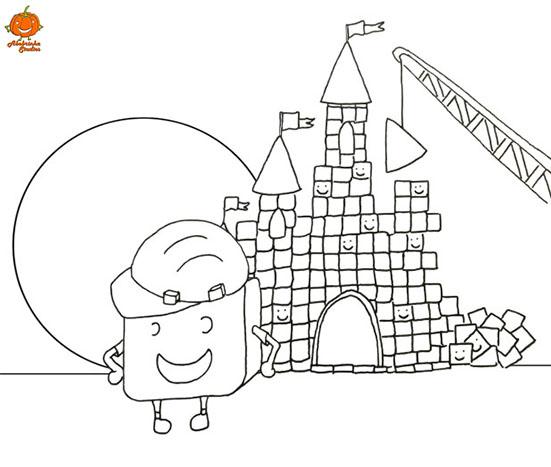 desenho-para-colorir-castelo-caramelo
