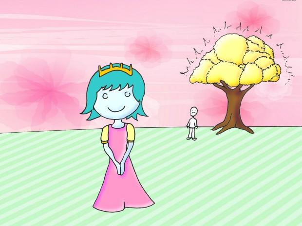 desenho-princesinha