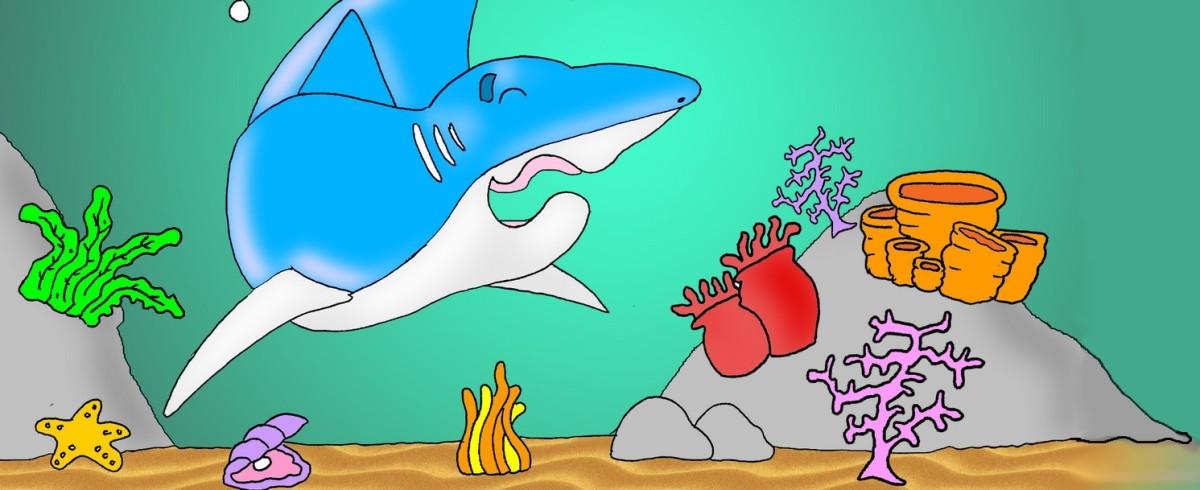 Panela, O Tubarão Banguela